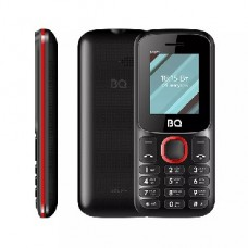 BQ 1848 STEP+ BLACK+RED