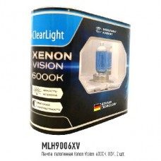 CLEARLIGHT Лампа HB4 12V-51W XENONVISION (ML9006XV)